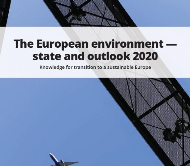 Životna sredine u Evropi – stanje i perspektive 2020