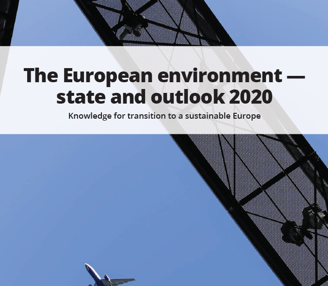 The European environment — state and outlook 2020