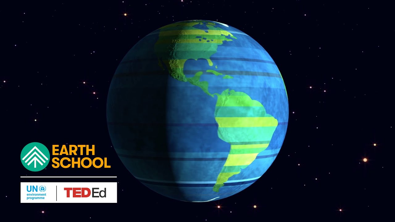 """Innovative education and schooling – UNEP and TEDEd """"Earth School"""""""