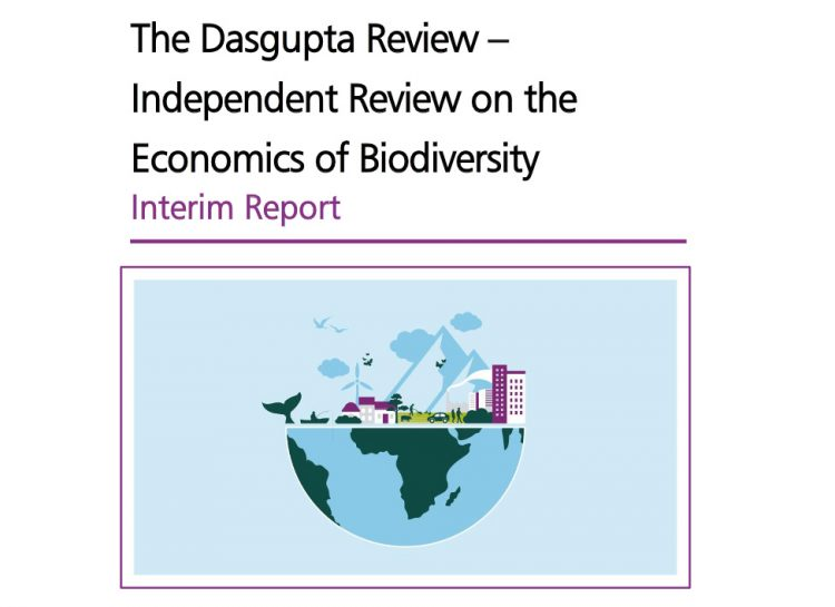 The Dasgupta Review – Independent Review on the Economics of Biodiversity